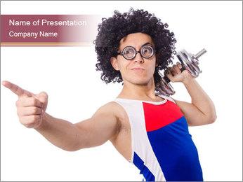 0000083343 PowerPoint Template - Slide 1
