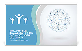 0000083348 Business Card Template