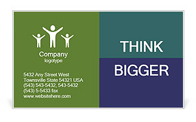 0000083350 Business Card Template