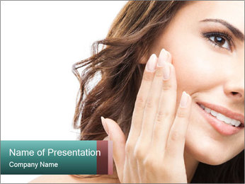 0000083352 PowerPoint Template - Slide 1