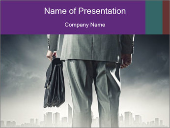 0000083360 PowerPoint Template - Slide 1