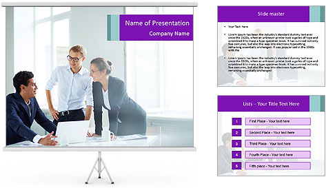 0000083364 PowerPoint Template