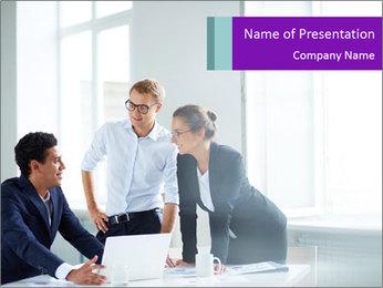 0000083364 PowerPoint Template - Slide 1