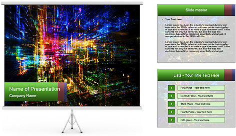 0000083365 PowerPoint Template