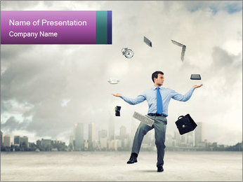 0000083367 PowerPoint Template - Slide 1