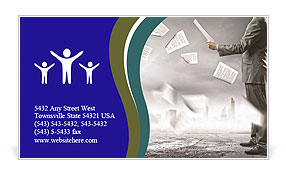 0000083373 Business Card Template