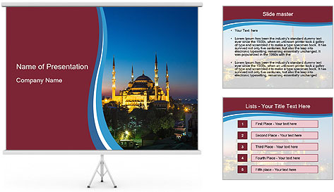 0000083391 PowerPoint Template