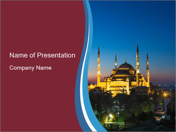 0000083391 PowerPoint Template - Slide 1
