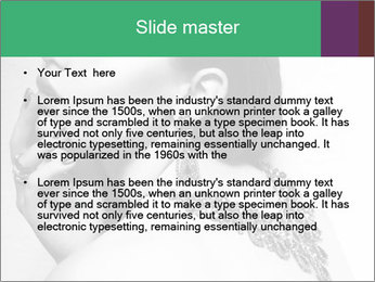 0000083393 PowerPoint Templates - Slide 2