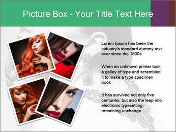 0000083393 PowerPoint Templates - Slide 23