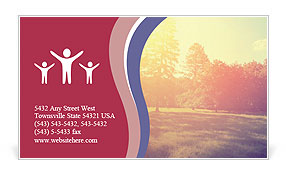 0000083404 Business Card Template