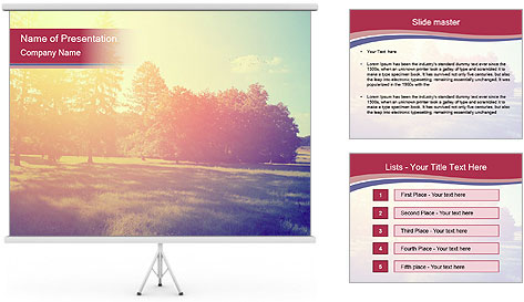 0000083404 PowerPoint Template