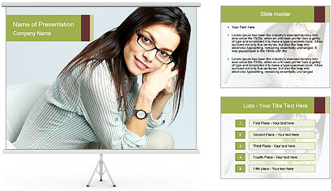 0000083411 PowerPoint Template