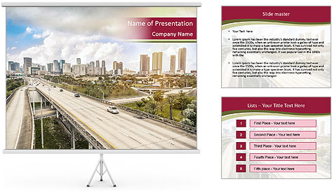 0000083423 PowerPoint Template