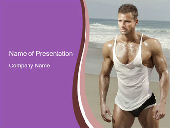 0000083431 PowerPoint Templates - Slide 1