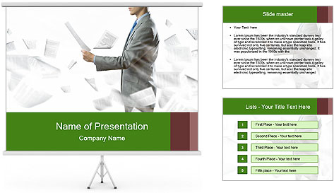 0000083440 PowerPoint Template