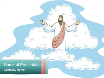 0000083449 PowerPoint Template - Slide 1