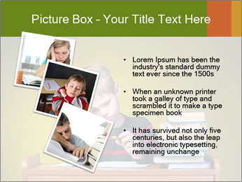 0000083451 PowerPoint Template - Slide 17
