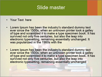 0000083451 PowerPoint Templates - Slide 2