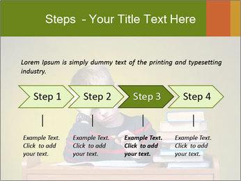 0000083451 PowerPoint Templates - Slide 4