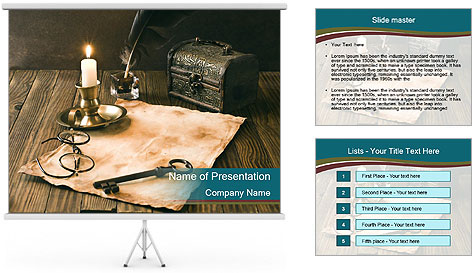 0000083455 PowerPoint Template