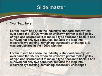 0000083455 PowerPoint Templates - Slide 2