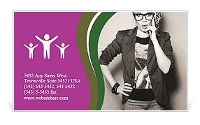0000083462 Business Card Template