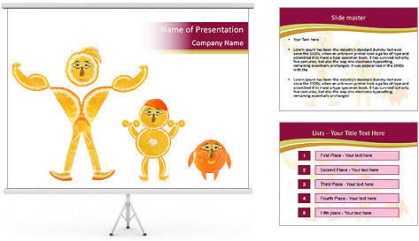 0000083470 PowerPoint Template
