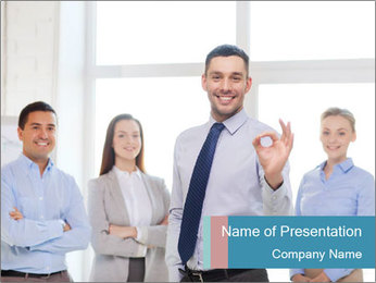 0000083475 PowerPoint Template - Slide 1