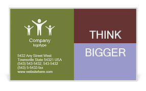 0000083491 Business Card Template