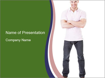 0000083494 PowerPoint Template - Slide 1