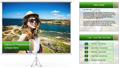 0000083520 PowerPoint Template