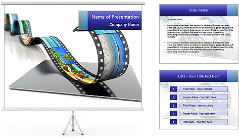 0000083523 PowerPoint Template