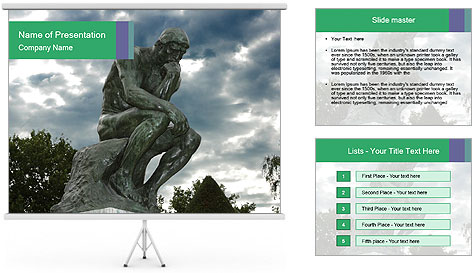 0000083524 PowerPoint Template