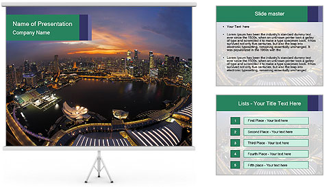 0000083526 PowerPoint Template