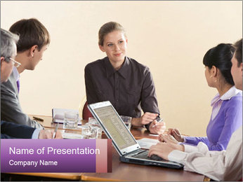0000083528 PowerPoint Template - Slide 1