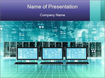 0000083530 PowerPoint Template - Slide 1