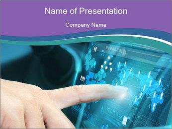 0000083544 PowerPoint Templates - Slide 1