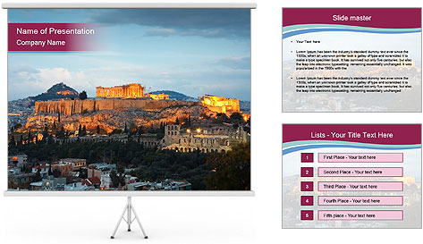 0000083546 PowerPoint Template