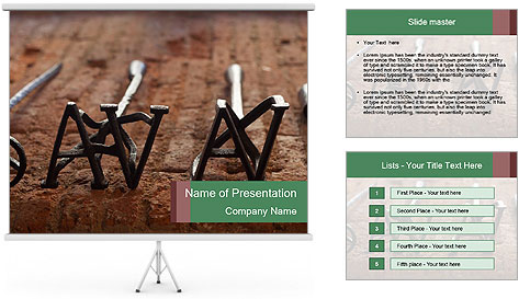 0000083551 PowerPoint Template