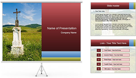 0000083595 PowerPoint Template