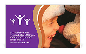 0000083601 Business Card Template