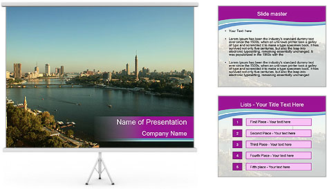 0000083604 PowerPoint Template