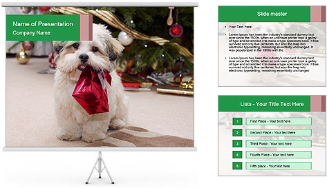 0000083605 PowerPoint Template