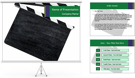 0000083618 PowerPoint Template