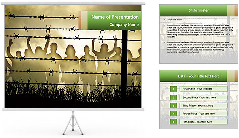 0000083621 PowerPoint Template
