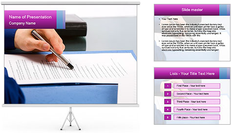 0000083622 PowerPoint Template