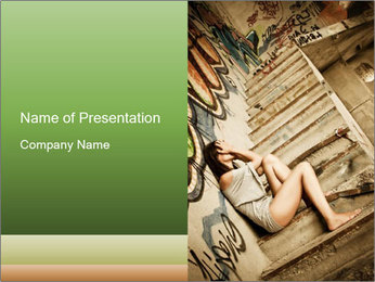 0000083625 PowerPoint Template - Slide 1
