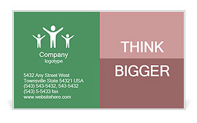 0000083629 Business Card Template
