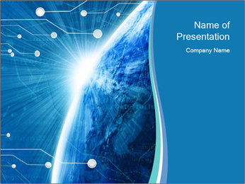 0000083657 PowerPoint Template - Slide 1
